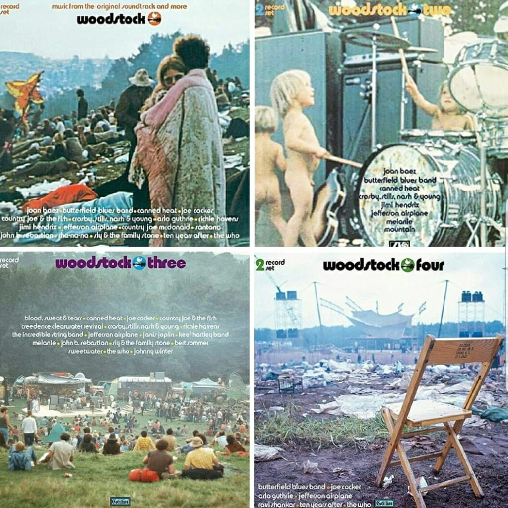 Woodstock 1-4
